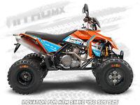 NitroMX Graphic Kit for KTM SX XC 450 505 525 ATV QUAD Decals Design Sticker
