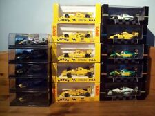 Onyx Lotus Diecast Racing Cars