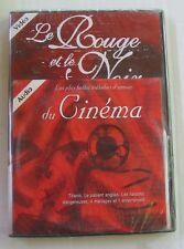 DVD LE ROUGE ET LE NOIR - Carole BOUQUET / Claude RICH - + CD AUDIO - NEUF