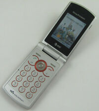 Sony Ericsson W518 At&T Cell Phone Voice Dialing (Red)