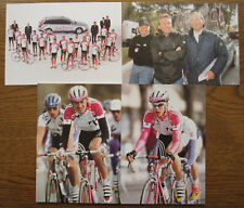 "21 Postkarten ""Tour de France"" Team ""TELEKOM"" 1999 komplettes Team s.Photos"