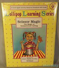 The Lollipop Learning Series Scissor Magic & Dragon Primary Patterns Homeschool