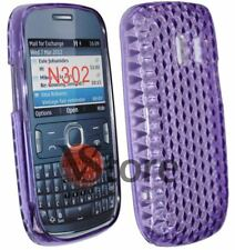 Cover Gel Silicone TPU Viola For Nokia Asha 302 N302
