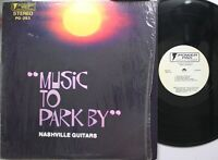 Country Lp Nashville Guitars Music To Park By On Power Pak