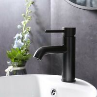 "7"" Bathroom Vessel Sink Faucet Vanity Basin Mixer Tap Single Handle Oil-Rubbed"