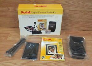 Kodak Digital Camera 5 Piece Starter Accessory Kit (4F4771) **READ**