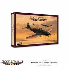Blood Red Skies BNIB Kawanishi N1K-1 Shiden Squadron WG-772212012