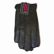 RJM Leather Driving Women's Gloves & Mittens