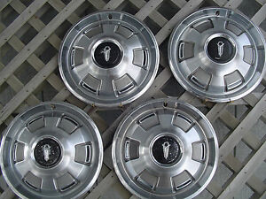 1967 1969 PLYMOUTH FURY BARRACUDA SATELITE BELVEDERE RD RUNNER VALIANT HUBCAPS