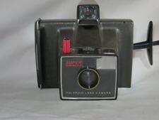 VINTAGE POLAROID Land Camera SUPER SWINGER 1972 with Flashbulbs