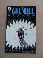 Grendel Tales : The Devil In Our Midst 5 of 5 - Dark Horse 1994 - VF - minus