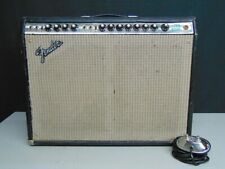 """1974 Fender Twin Reverb 100W 2x12"""" Combo Amp (MB1028833)"""