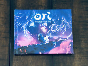 Ori and the Will of the Wisps, Collector's Edition, Art Book, Xbox Game Studios