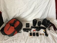 Canon EOS 60D + Accessoires Comme Neuf