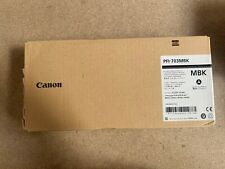 Genuine Canon PFI-703 Matte Black Ink Cartridge - Out of Date