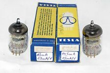 E180F Tesla Gold pin Pentode Tube 6688 CV3998 5A/170K Valve NEW BOX TESTED >20mA