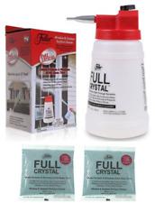 Fuller Brush Full Crystal Window Cleaner Bottle 8 oz Powder As Seen On TV NEW 🔥