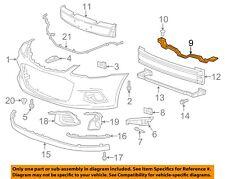 Chevrolet GM OEM 17-18 Sonic Front Bumper Grille-Upper Bracket 42389813