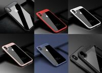 Luxury UltraThin Shockproof Hybrid 360 Case Cover For Apple iPhone 8 7 5s 6s SE