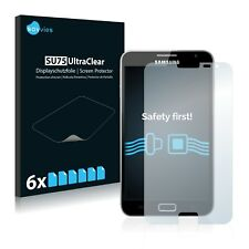 6x Savvies Screen Protector for Samsung Galaxy Note N7000 Ultra Clear