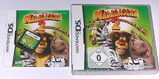 Gioco: Madagascar 2 gioco da ragazzi per il Nintendo DS + LITE + DSi/XL + 3ds 2ds