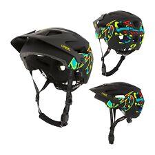 Oneal Defender Mountainbike Downhill MTB Muerta Halbschalen Helm