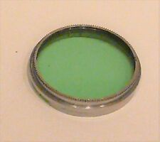 SPECIAL EFFECTS FILTER  GREEN 35mm push fit