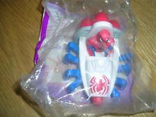 Spiderman Webrunner Mcdonalds Happy Meal Vehicle Toy #4 by Marvel NIP 1996