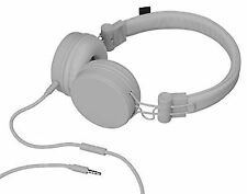 KitSound Malibu Foldable Travel On-ear Headphone With In-line Microphone for S