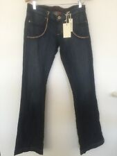 Guess Jeans Foxy Flare Dark Wash Size 29