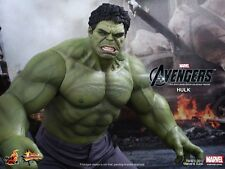 Hot Toys MMS186 The Avengers The Hulk 1/6 Scale 12 Inch Collectible Figure