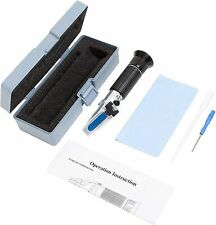 AquaticHI Aquarium Refractometer for Saltwater/Brackish/Marine/Reef Tank Test...