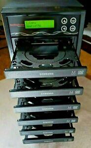 1 to 5 SAMSUNG DVD/CD Disc Copier Duplicator