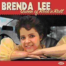 Brenda Lee - Queen of Rock & Roll [New CD] UK - Import