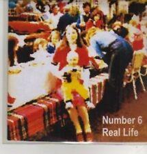 (AZ453) Number 6, Real Life - DJ CD
