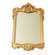 Miroirs dor rectangulaire pour la d coration int rieure for Miroir dore rectangulaire