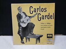 CARLOS GARDEL Tomo y obligo ODEON DSOE 16187