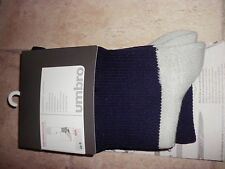 Umbro Generic Training  Football Socks New Size 3 - 6