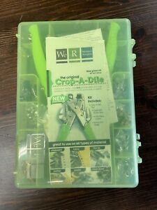 Crop-A-Dile Eyelet Punch Kit - Green