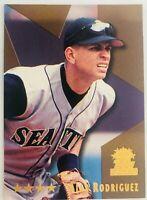 1999 Topps Stars 4 Star Alex Rodriguez #10 Seattle Mariners
