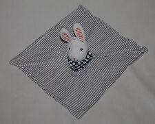 Schmusetuch Kuscheltuch Schnuffeltuch Ikea Leka Hase Rabbit 28cm TOP RAR