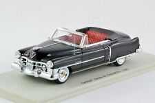 Spark Cadillac Series 61 Convertible 1950 schwarz 1:43 (S2922)