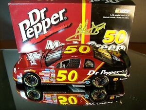 Mark Green #50 Dr. Pepper 1999 Chevrolet Monte Carlo 1 of 4,008 Made 1:24