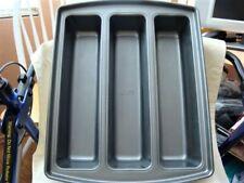 "Chicago Metallic 3 Tier Trio Lasagna Pan 15.5 x 12.5 x 3"" used one time"