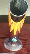 ANITA HARRIS STUDIO reed vase excellent condition FREE P&P