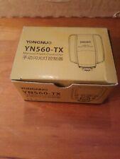 Yongnuo YN560-TX Manual Flash Controller. Brand new!