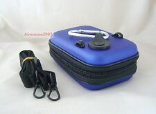 Camera Case for Canon TX1 G7X SX210 SX220 SX230 SX240 SX260 SX275 SX280 Blue
