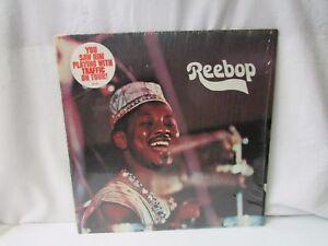 Reebop ~ Anthony Reebop Kwaku Baah ~ 1972 Island Record SW-9304
