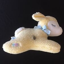 Eden Lamb Plush Musical Baby Toy Head moves Plays Mary Had A Little Lamb Lovie