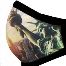 181 Statue of liberty face mask, NY New York  Face mask, Face cover, Cotton